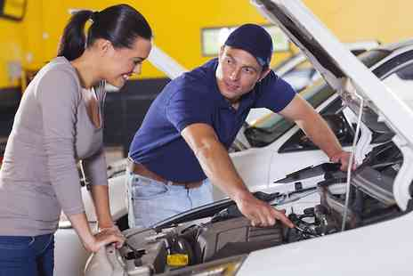Charminster Auto Repairs - Air Conditioning Re Gas Service - Save 69%