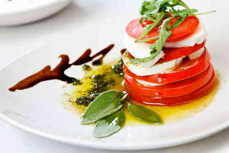 Max Italia - Five Tapas Dishes for Two - Save 57%