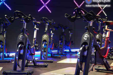 Edge Cycle - Ten Days of Unlimited Indoor Cycling Classes - Save 0%
