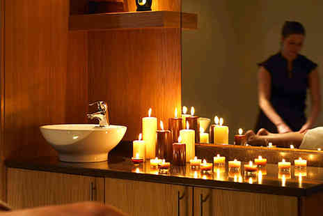 Breadsall Priory - Spa Day with a Treatment and Glass of Prosecco for Two - Save 49%
