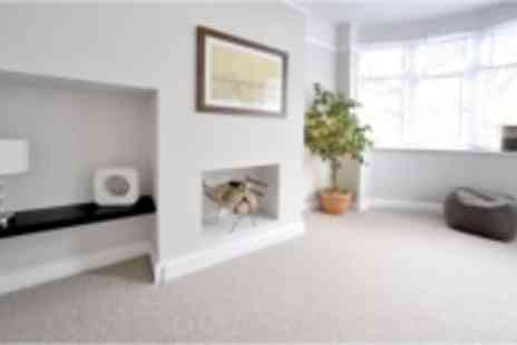 Diamond Cleaning  -  Two or Four Rooms Plus Hallway or Stairs Carpet Cleaning - Save 0%