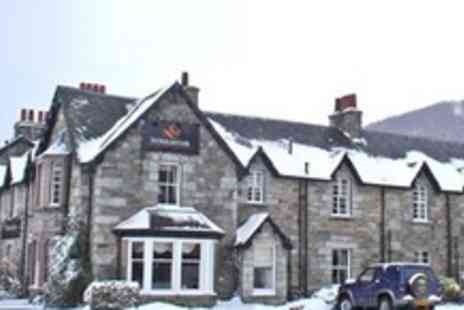The Dunalastair Hotel - Two Night Stay For Two With Breakfast and Chocolates in Perthshire - Save 58%