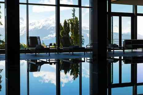 Crans Ambassador Luxury Sport Resort - One or Two Nights stay For 2 With Spa Access, Welcome Drink And Breakfast - Save 0%