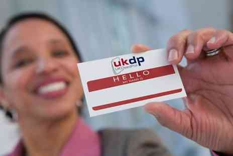 UK Deed Poll - Legal Name Change With Free Delivery - Save 59%
