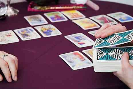 Devine Messages - Tarot Card Reading - Save 60%