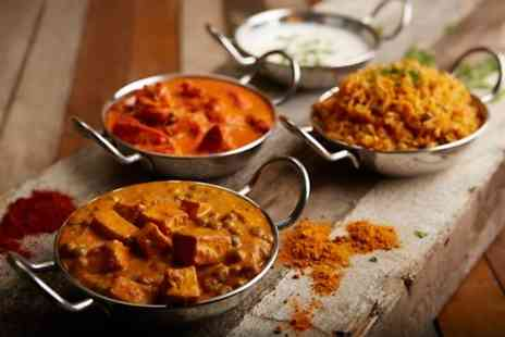 Daruchini Indian Dining - Two Course Indian Meal For Two - Save 46%