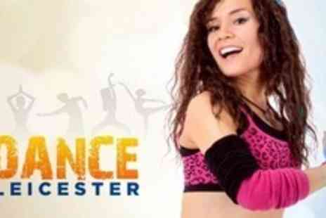 Dance Leicester - 20 Dance and Fitness Classes - Save 90%