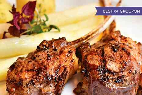 Saray Restaurant - Three Course Turkish Meal For Two - Save 37%