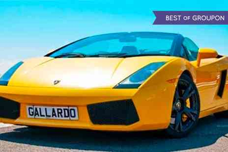 1st Lotus Car Ltd Driving School - Sportscar Driving For One  - Save 0%