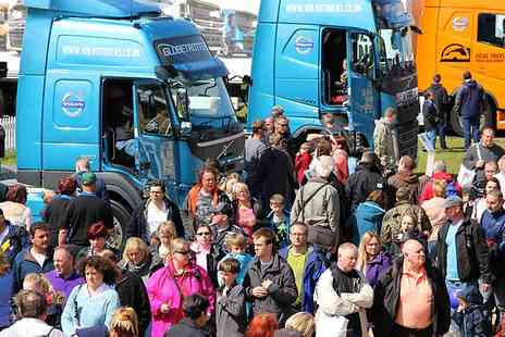 Truckfest South West - Entry to Truckfest Scotland  For Two Adults - Save 0%