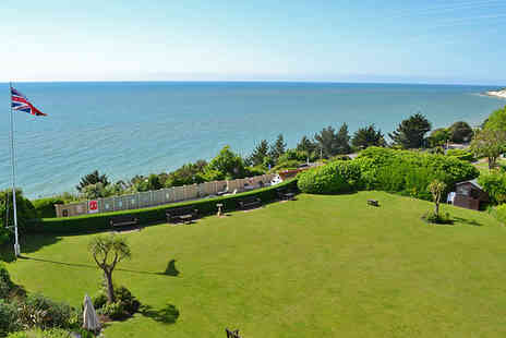 Hydro Hotel - Two night Beach Break for Two in Sunny Eastbourne with Dining - Save 52%