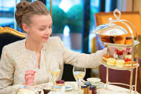 The Regency Hotel - Afternoon Tea for Two with Prosecco and Leisure Pass - Save 52%