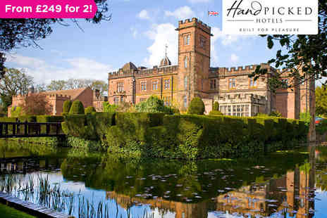 New Hall Hotel & Spa - Luxury Spa Stay with Scenic Surroundings and Fine Food - Save 0%