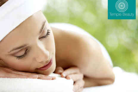 Temple Beauty - Choice of Two Treatments - Save 52%