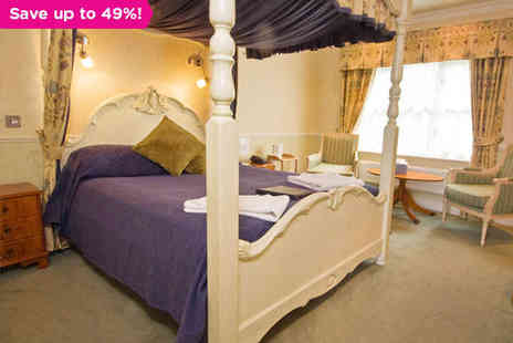 The Speech House Hotel - Two night stay in the Glorious Forest of Dean - Save 49%
