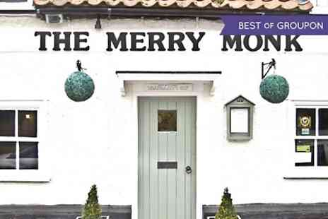 The Merry Monk - Entry to The Merry Monk Midsummer Garden Party For Adult - Save 36%