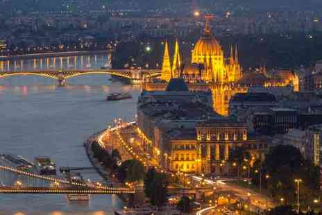 Jetline Holidays - Two or Three night Budapest Break with Flights - Save 50%