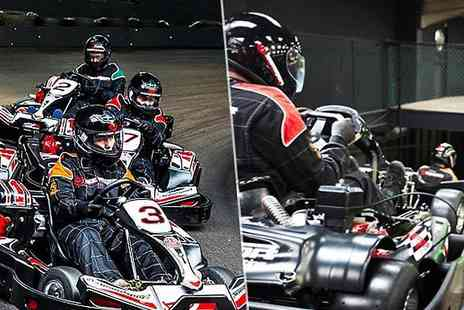 into the blue - UK Go Karting - Save 0%