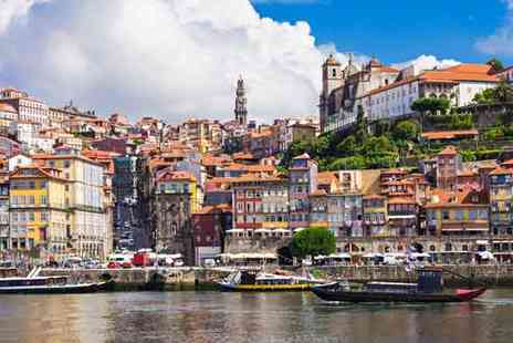 Jetline Holidays - Two or Three night Porto Break with Flights - Save 50%