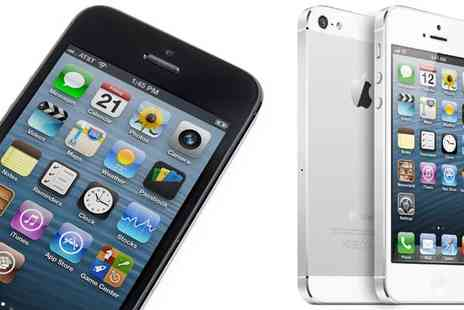 James Martin ent - Unlocked iPhone 5  - Save 58%