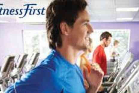 Fitness First - Ten Individual Day Passes to Fitness First - Save 88%