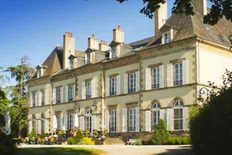 Chateau Ygrande - Overnight in 19th Century Auvergne Chateau Stay for two - Save 37%