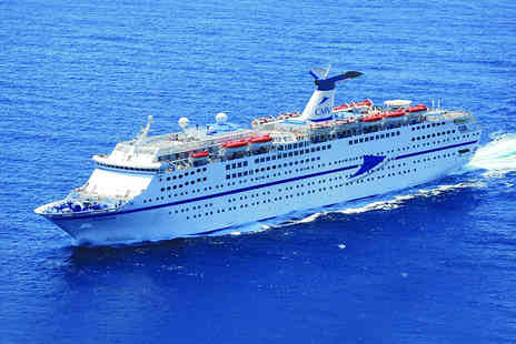 Cruise and Maritime Voyages - Two night full board weekend mini cruise from London to Amsterdam including flight from Amsterdam to London - Save 0%