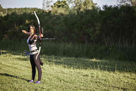 Aim Archery - Half day afternoon archery and crossbow experience for one   - Save 57%