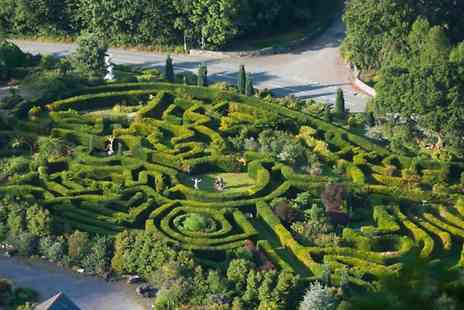 Conwy Valley Maze - Entry to Conwy Valley Maze For Two - Save 40%