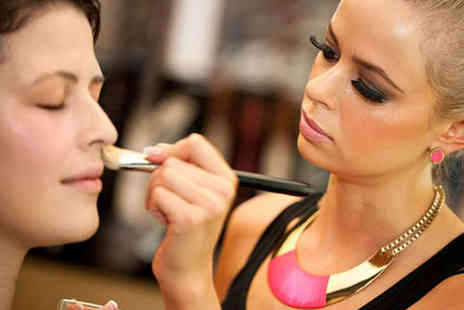 Aspire School of Beauty - Three Hour MAC Make Up Masterclass with Glass of Bubbly - Save 81%