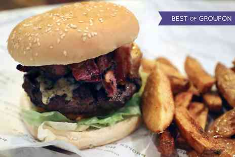 Proper burger Co - Burgers, Sides and Drinks For One - Save 52%