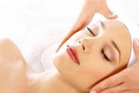 Ambertone Health - Arbonne facial and a back, neck and shoulder massage - Save 78%