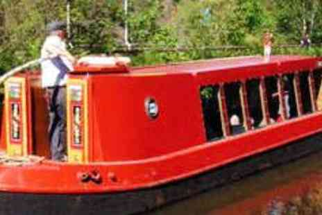 Hebden Bridge Cruises - 30 Minute Crocodile Cruise on the Rochdale Canal - Save 57%
