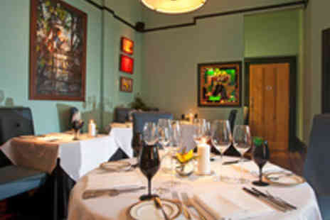 Plumed Horse - Triple AA Rosette Lunch or Dinner Tasting Menu for Two  - Save 37%