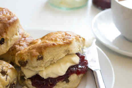 The Grove - Cream Tea for two  - Save 50%