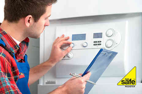 Dyno Plumbing - Boiler service and safety check  - Save 51%