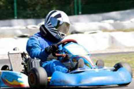 Teesside Karting - 30 Minute Karting Experience for Adult and Child - Save 56%