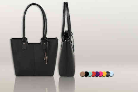 Urban Country Bags - Bucket bag in matte or gloss finish - Save 60%