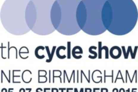The Cycle Show 2015 - Tickets  to The Cycle Show 2015  - Save 19%