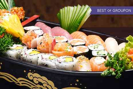 Japas Sushi - Sushi Platter For Two   - Save 0%