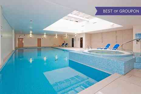 The Oxfordshire Hotel - Spa Day With Treatment and Two Course Lunch  - Save 42%