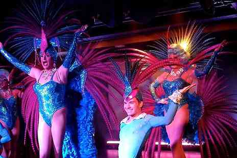 STILLIES SHOWBAR - Show and Two Course Meal For One  - Save 50%
