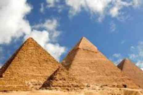 Encounters Travel - Nine day cultural adventure including all accommodation Valid for travel 05/05/2012 and 19/05/2012 in Egypt - Save 51%