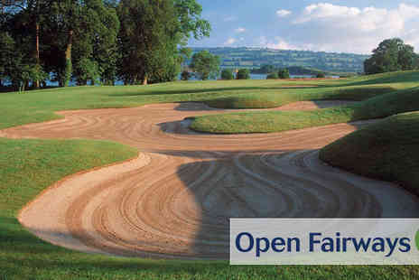 Open Fairways - 12 months Golf Membership - Save 77%