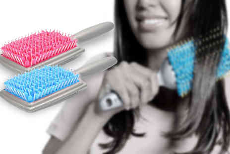 J & Y - Rapid Hair Drying Brush - Save 73%