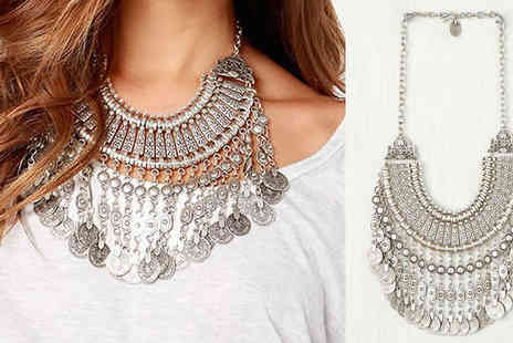 Beaches crazy - Bohemian Style Collar Necklace - Save 64%