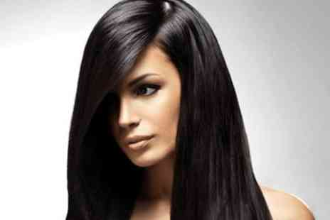 Jason Collier Salon - Full head of colour Plus  a cut & blow dry - Save 0%
