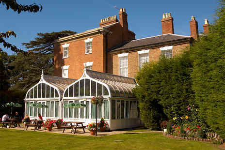 The Glebe Hotel - One oe Two night break for two including a two course dinner, Prosecco and breakfast\ - Save 52%