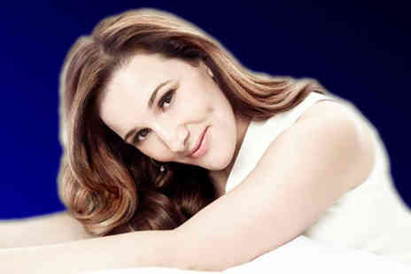 HS Presents - Bronze ticket to an evening with Sam Bailey  - Save 44%