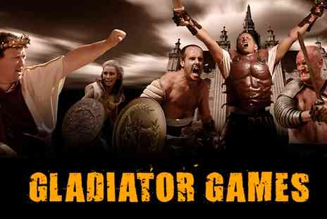 Museum of London - One Child Ticket  to Gladiator Games  - Save 20%